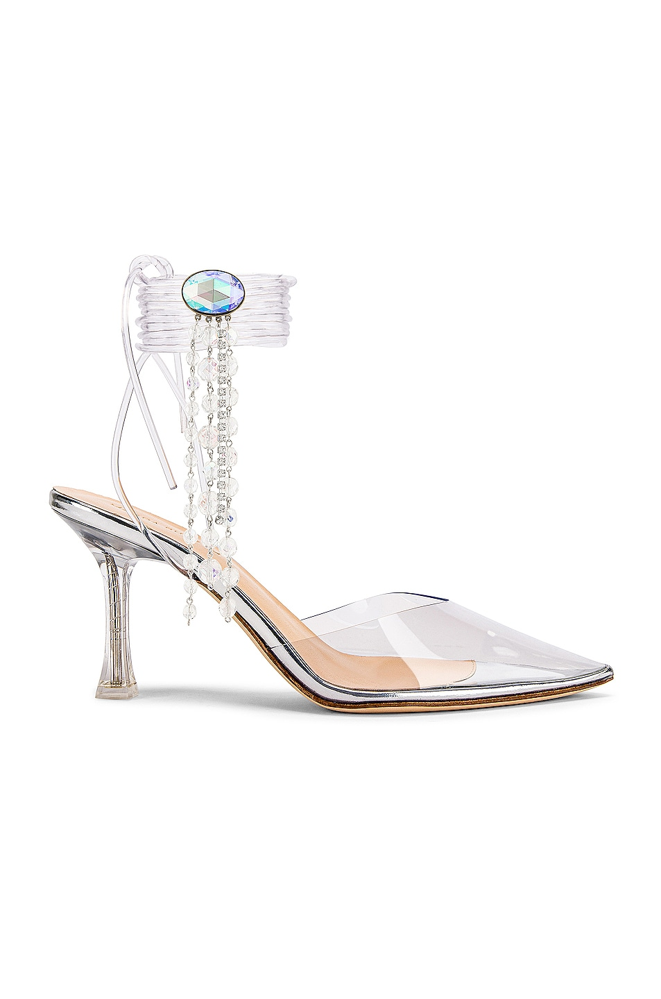 Image 1 of Magda Butrym Finland Heel in Transparent