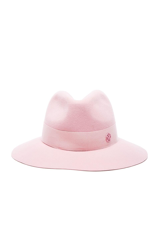 e5e9b2247e6821 Image 1 of Maison Michel Henrietta in English Pink