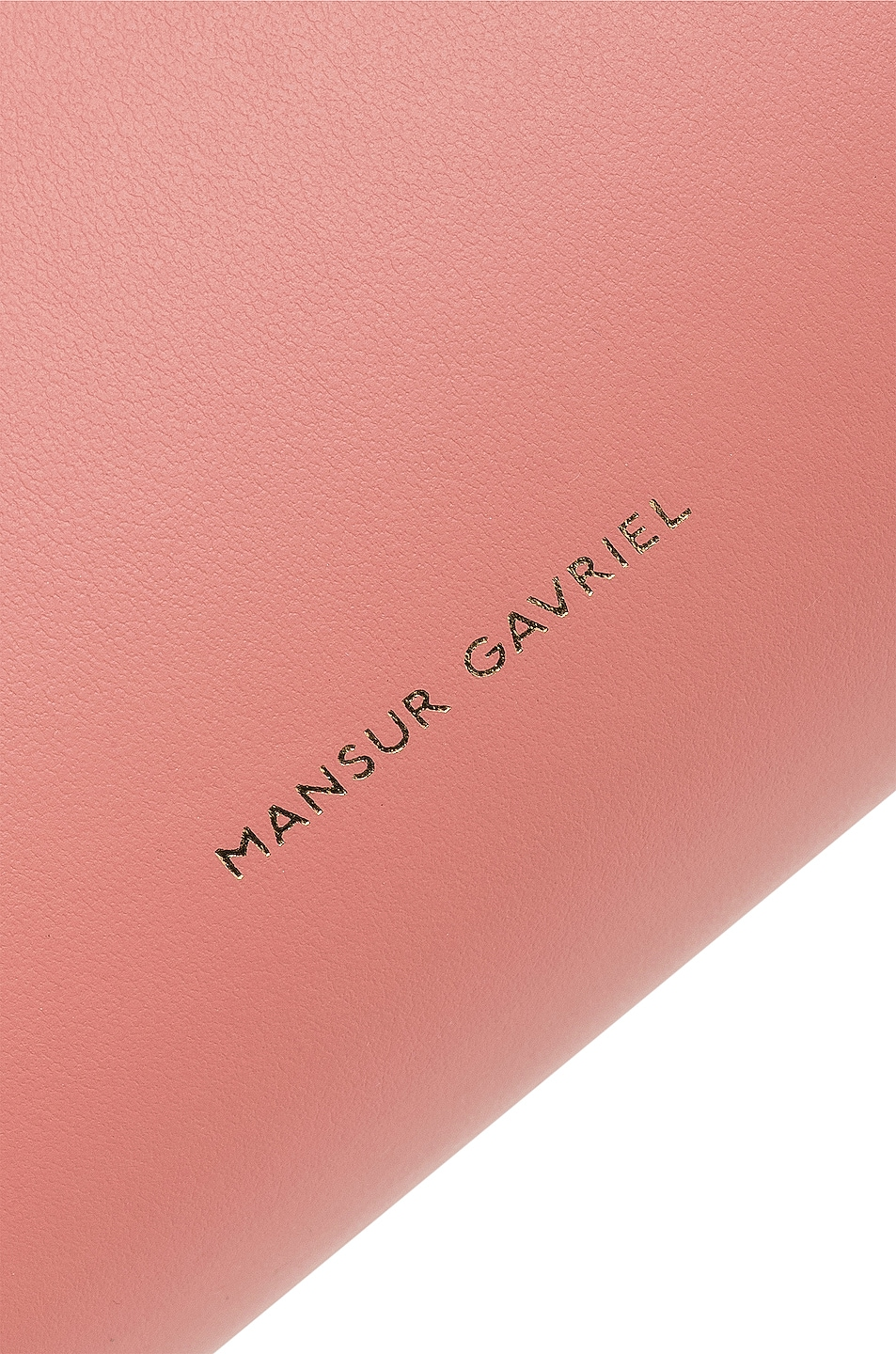 Image 7 of Mansur Gavriel Large Tote in Blush Calf