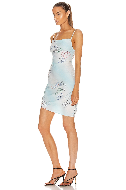 Image 3 of Miaou Helga Dress in Passport