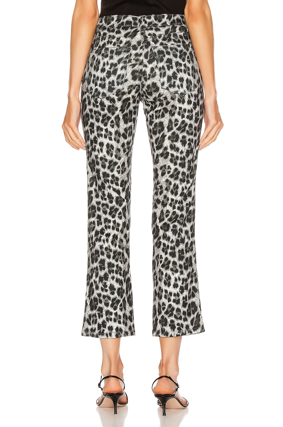 Image 3 of Miaou Junior Pant in Grey Leopard