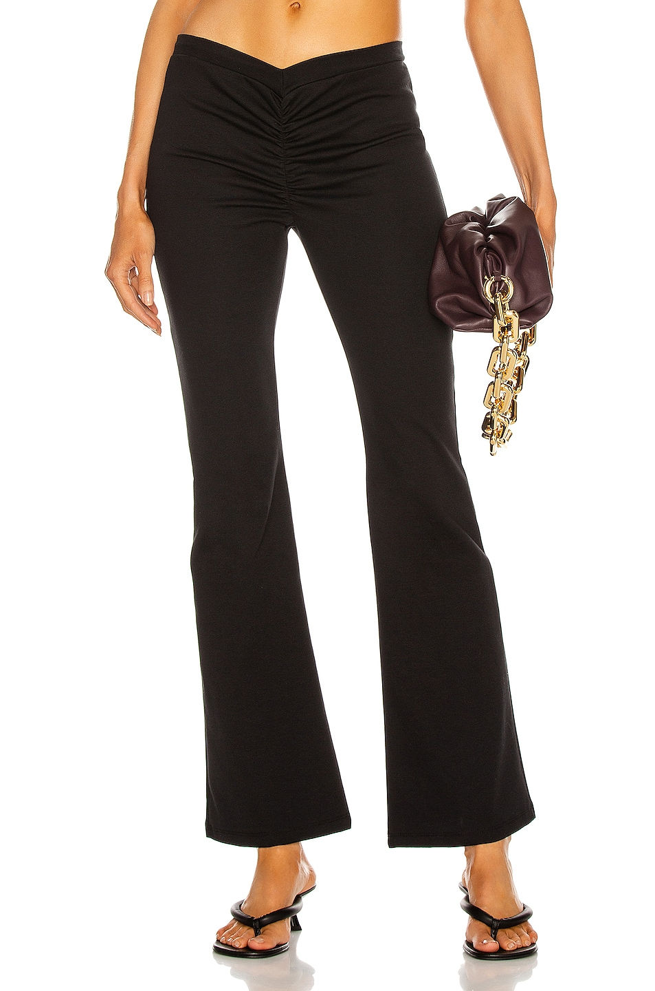 Image 1 of Miaou Elvis Pant in Black