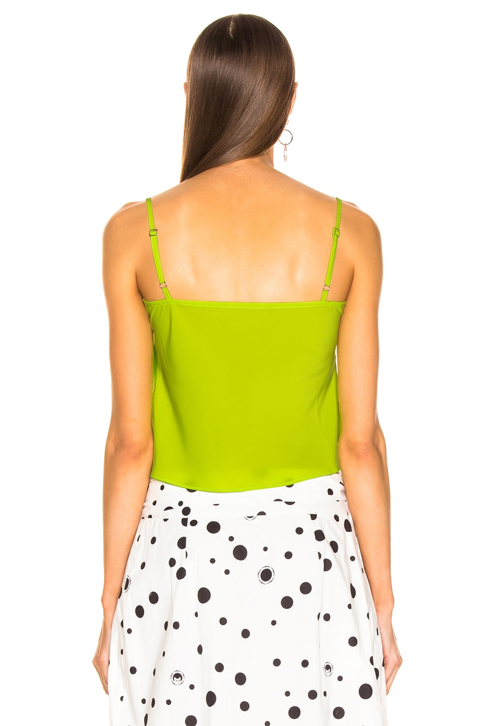 Image 4 of Miaou Sonia Top in Acid Green