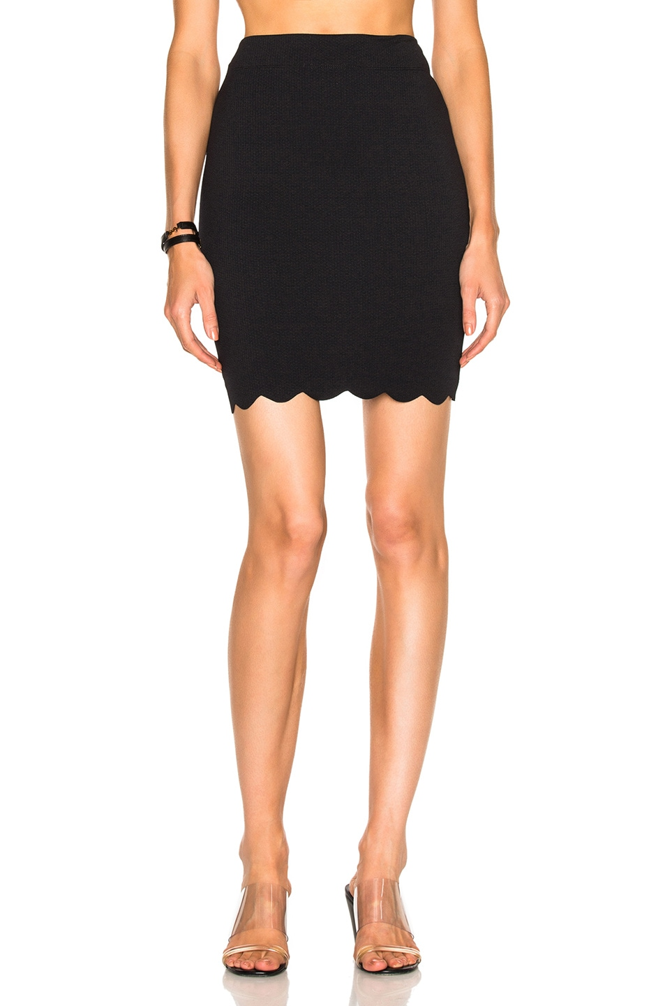 Image 1 of Marysia Swim Montauk Skirt in Black