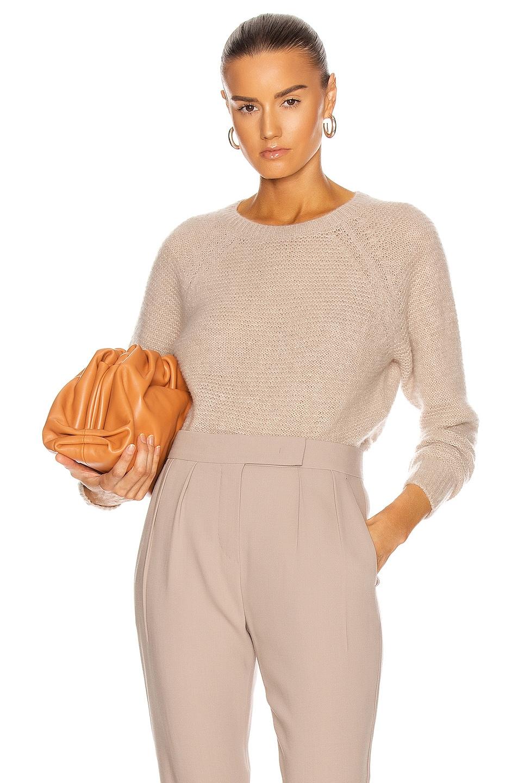 Image 1 of Max Mara Cashmere Satrapo Sweater in Beige
