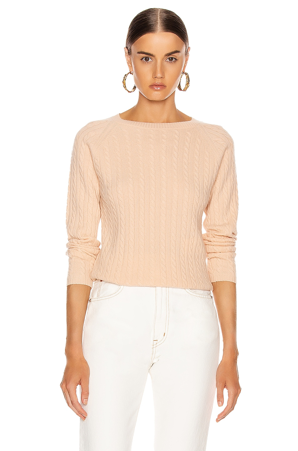 Image 1 of Max Mara Fleur Sweater in Nudo