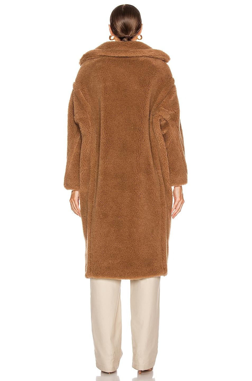 Image 4 of Max Mara Teddy Coat in Camel