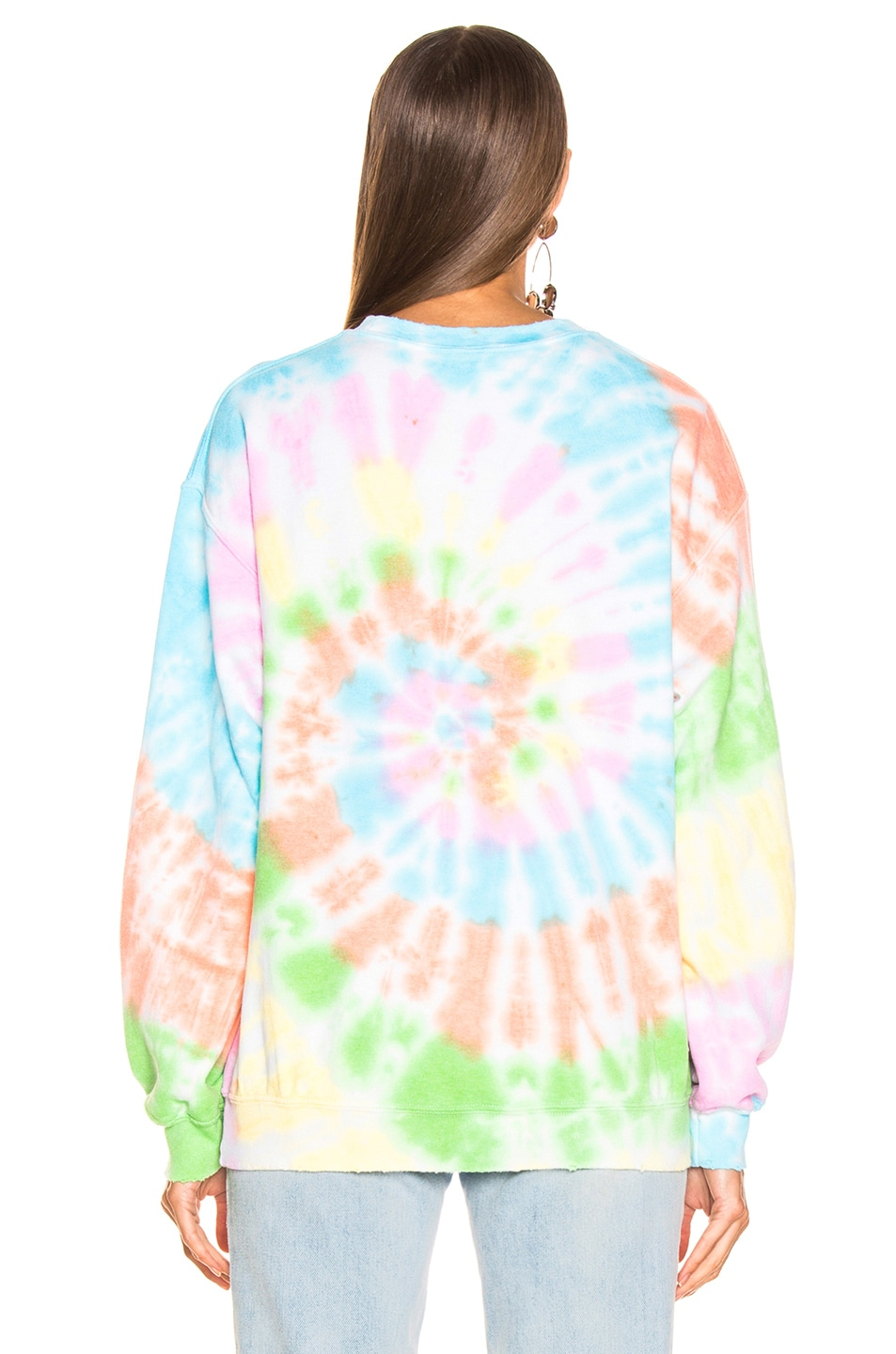 Image 4 of Madeworn The Grateful Dead Sweatshirt in Tie Dye