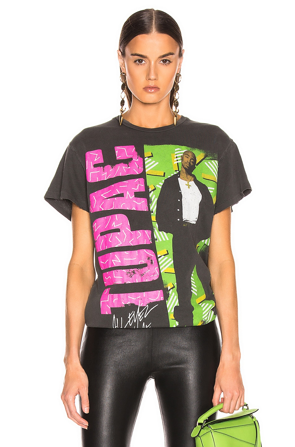 Image 1 of Madeworn Tupac All Eyez On Me Tee in Pigment