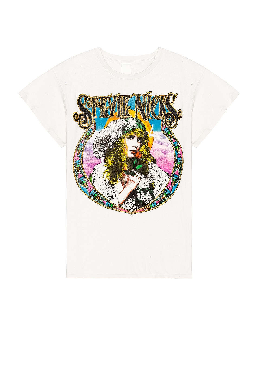 Image 1 of Madeworn Stevie Nicks Tee in Off White