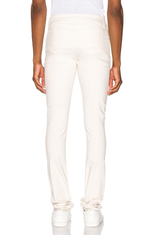 Image 3 of Monfrere Greyson Jean in Vintage Blanc