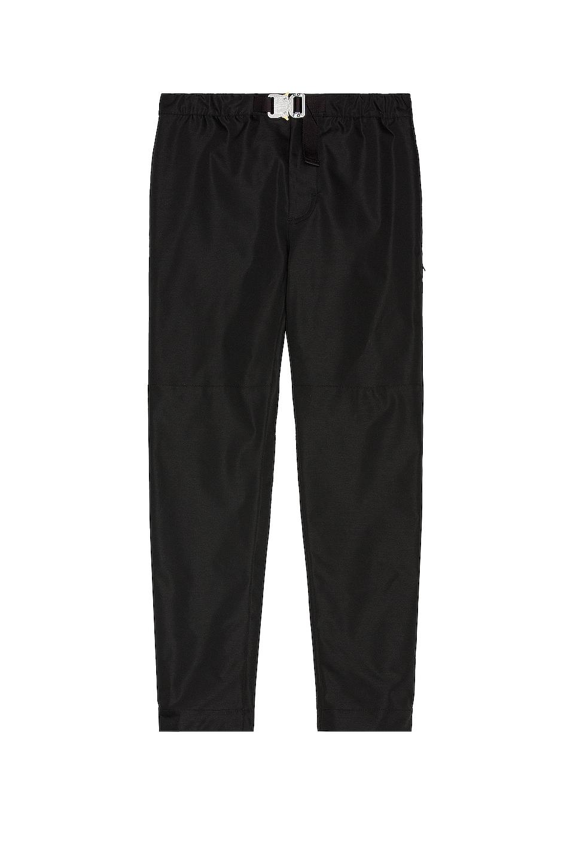 Image 1 of Moncler Genius Moncler Alyx Technical Nylon Belt Pant in Black