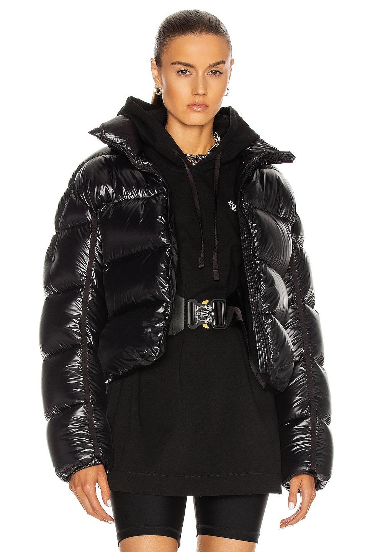 Image 1 of Moncler Genius Moncler Alyx Caliste Jacket in Black