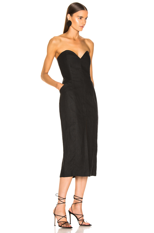 Image 2 of Mara Hoffman Diaz Dress in Black