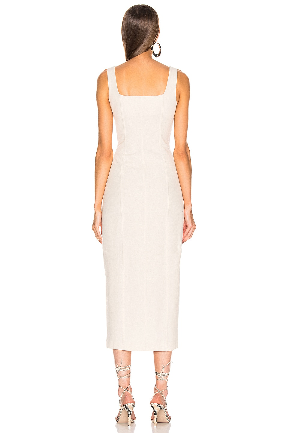 Image 3 of Mara Hoffman Angelica Dress in Natural