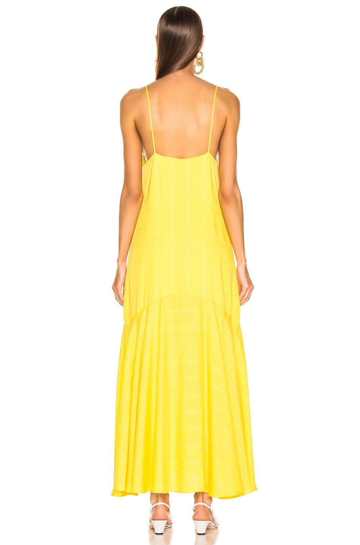 Image 3 of Mara Hoffman Diana Dress in Yellow