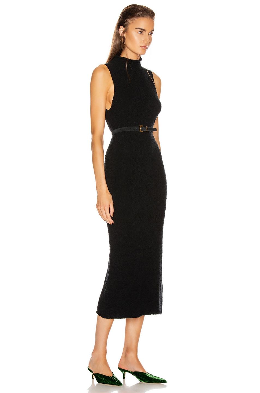 Image 2 of Mara Hoffman Rory Dress in Black