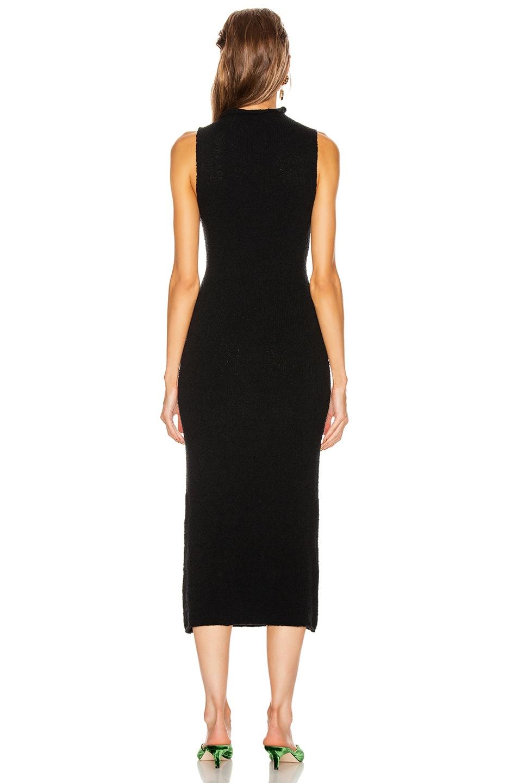 Image 3 of Mara Hoffman Rory Dress in Black