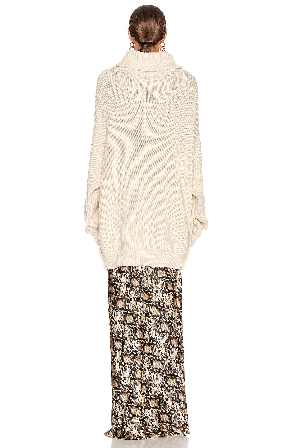 Image 3 of Mara Hoffman Evren Sweater in Cream