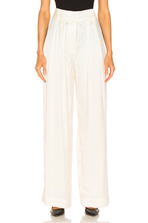 Image 1 of Mara Hoffman Caressa Pant in Cream