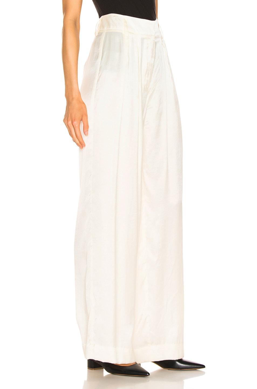 Image 2 of Mara Hoffman Caressa Pant in Cream