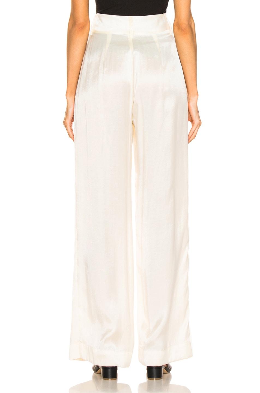 Image 3 of Mara Hoffman Caressa Pant in Cream