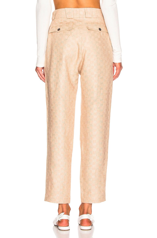 Image 3 of Mara Hoffman Jade Pant in Khaki