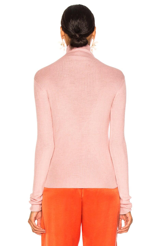 Image 4 of Mara Hoffman Ora Shirt in Pastel Pink