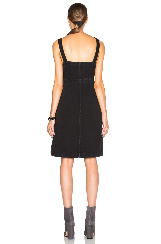 ad6e77d0d4c Image 4 of M.i.h Jeans Eastman Dress in Black
