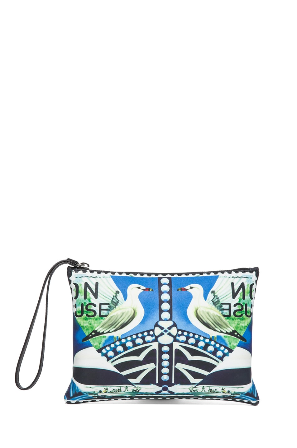 Image 1 of Mary Katrantzou Clutch in Starsailor