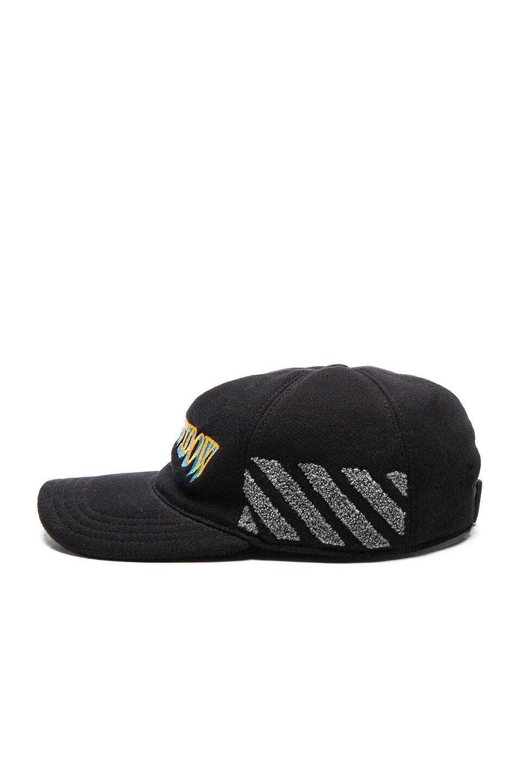 2ecb4ce6a9e4 Moncler x Off White Baseball Cap in Black