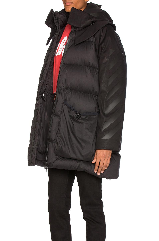 moncler off white coat