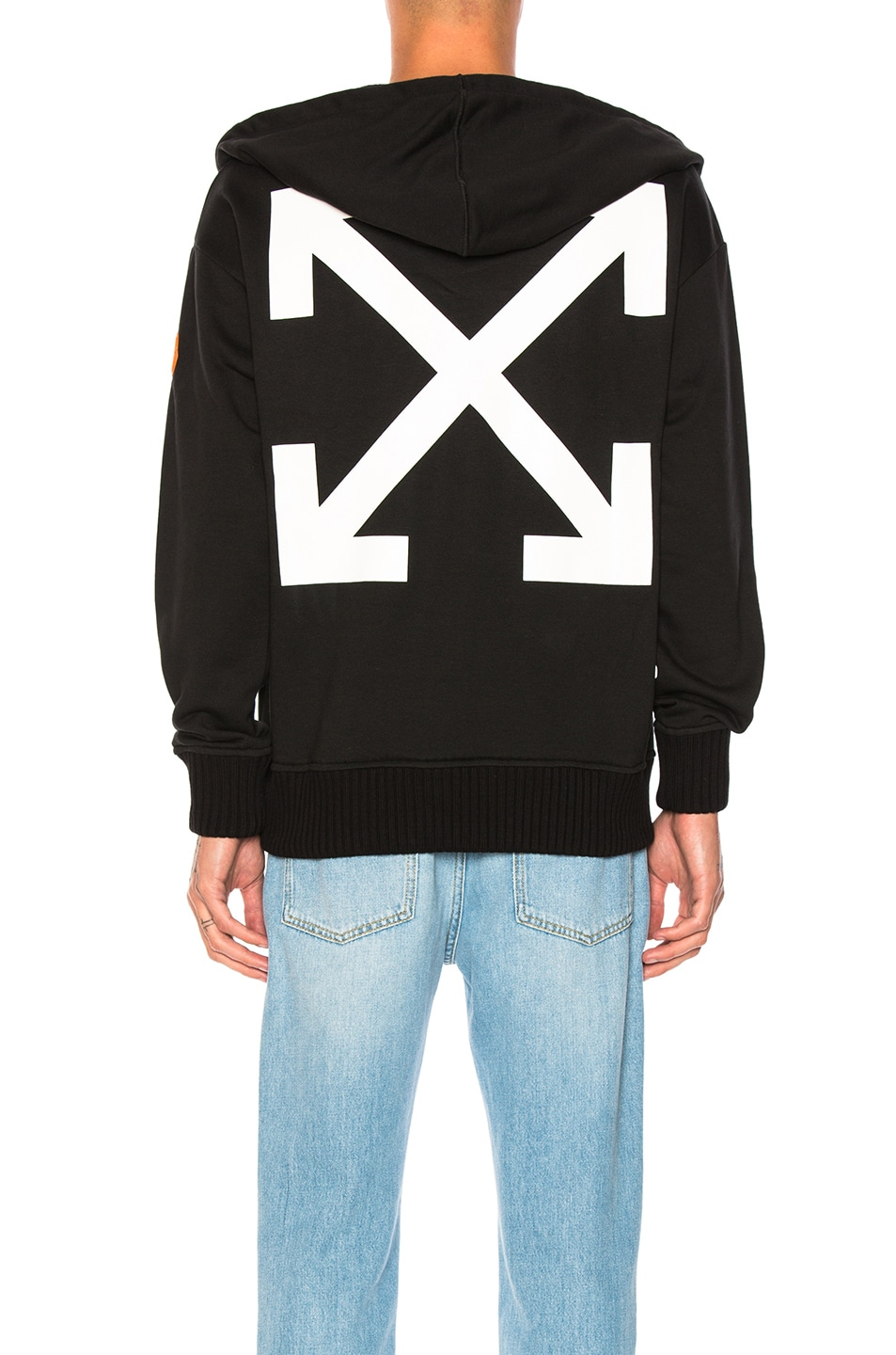 moncler off white sweater