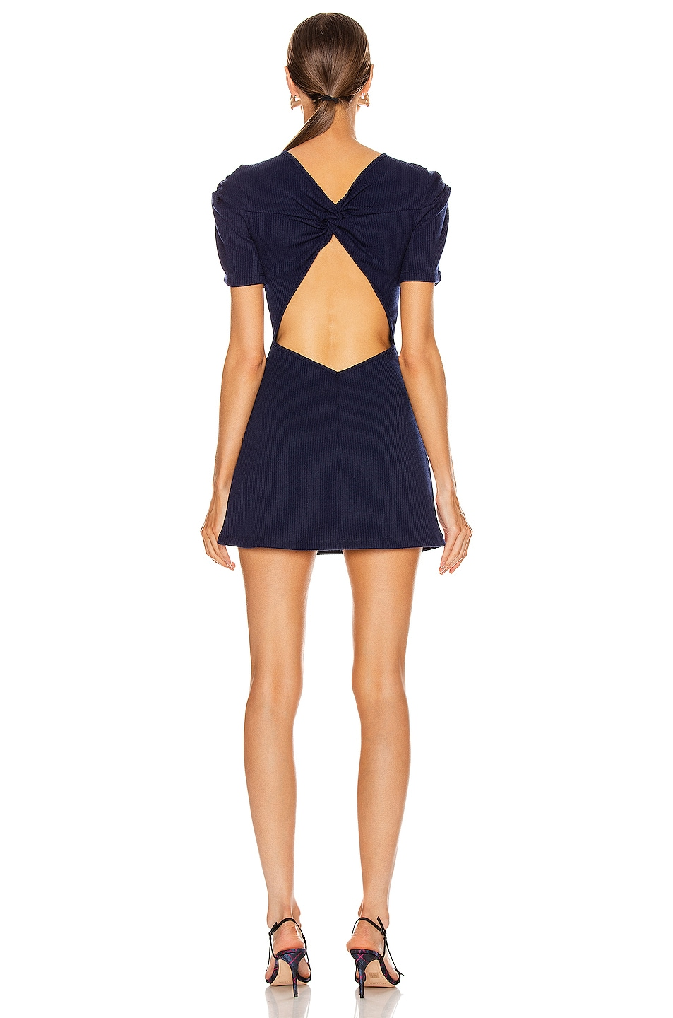 Image 4 of Maggie Marilyn Hey Now Mini Dress in Midnight