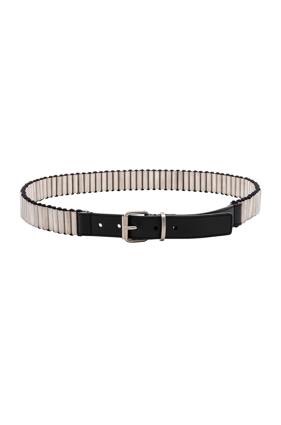 Image 2 of Maison Margiela Belt in Black
