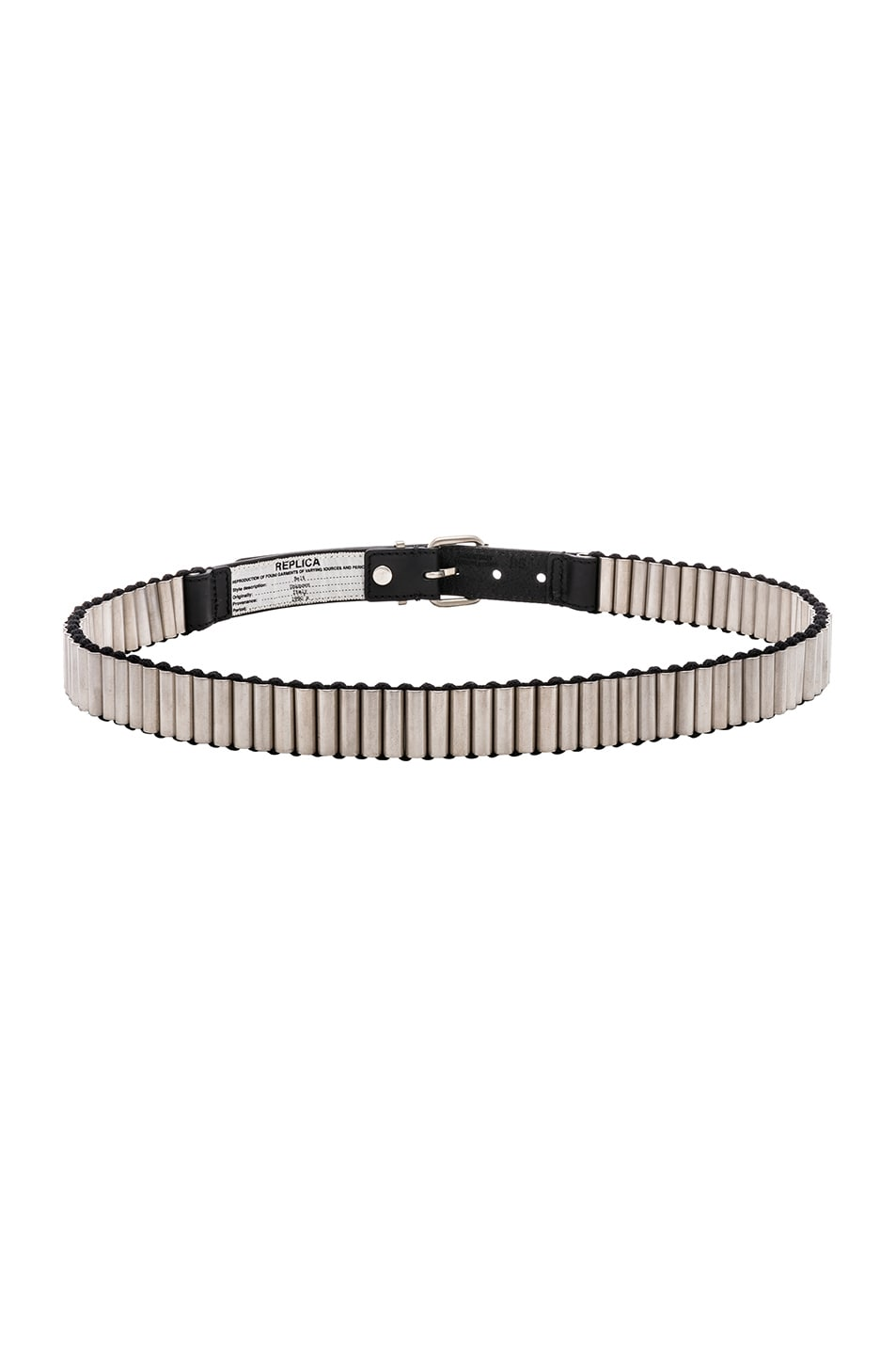 Image 3 of Maison Margiela Belt in Black