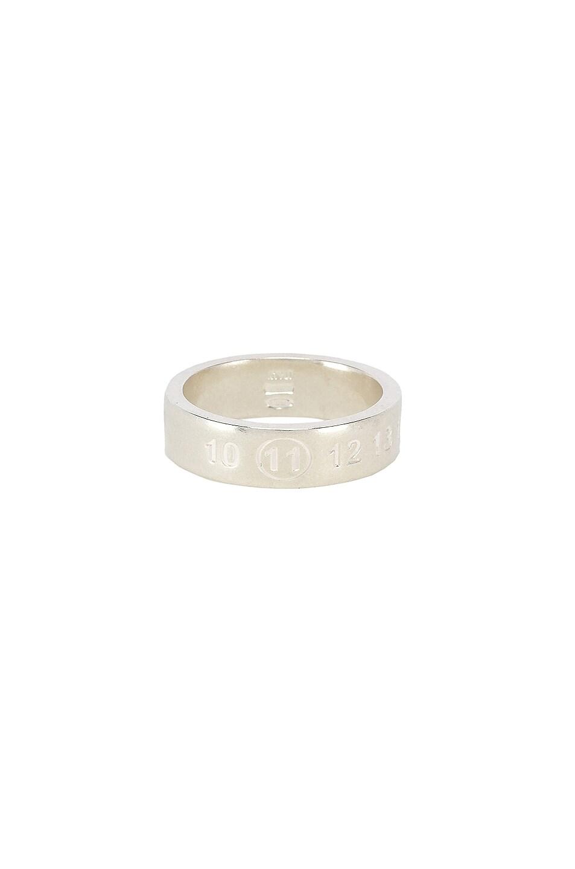Image 1 of Maison Margiela Fragile Ring in 951