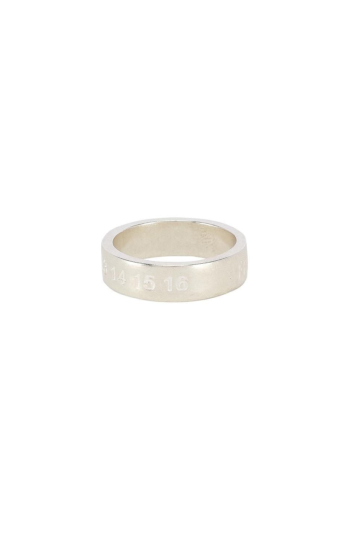 Image 3 of Maison Margiela Fragile Ring in 951