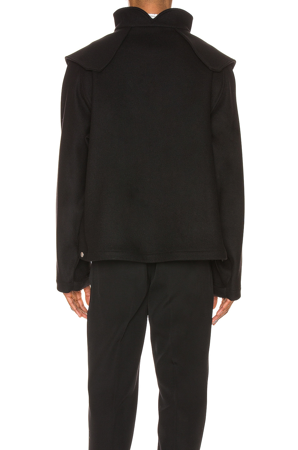 Image 4 of Maison Margiela Zip Jacket in Black