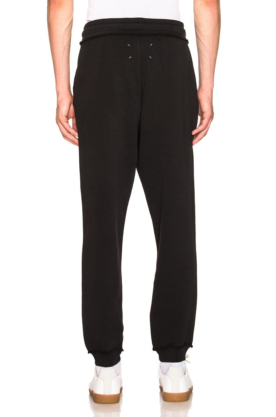 Image 4 of Maison Margiela Sweatpants in Black