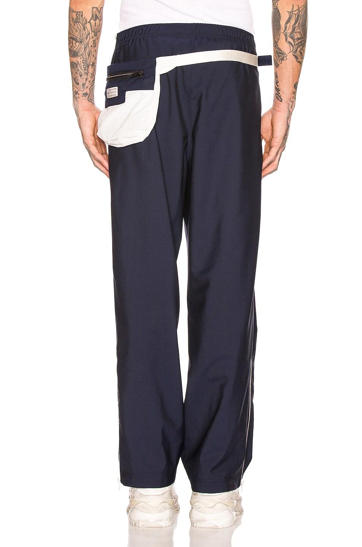 Image 5 of Maison Margiela Waistbag Trouser in Navy