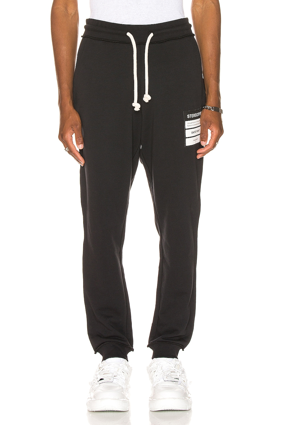 Image 2 of Maison Margiela Stereotype Sweatpants in 900