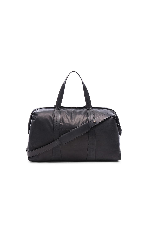Image 1 of Maison Margiela Duffel Bag in Black