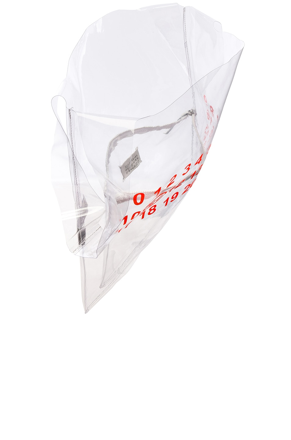 Image 5 of Maison Margiela Tote in Transparent