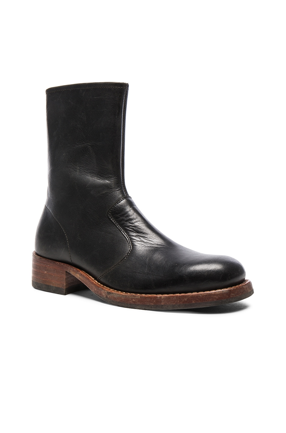 Maison Margiela Replica Moto Boots clearance 2014 unisex latest online free shipping view u5OyzMPL