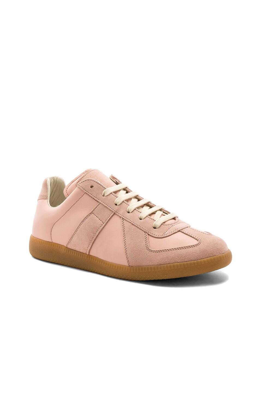 Replica In Maison Fwrd Low Nude Margiela Top Sneakers XXRqx5