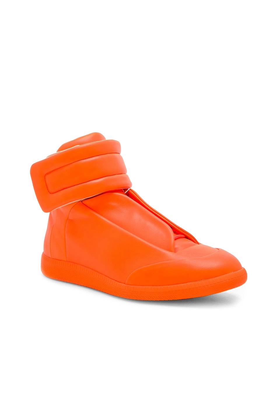 Maison MargielaFuture High Top in Neon, .