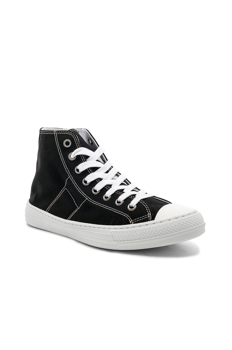 Maison MargielaStereotype High-Top Sneakers 5z1quP4