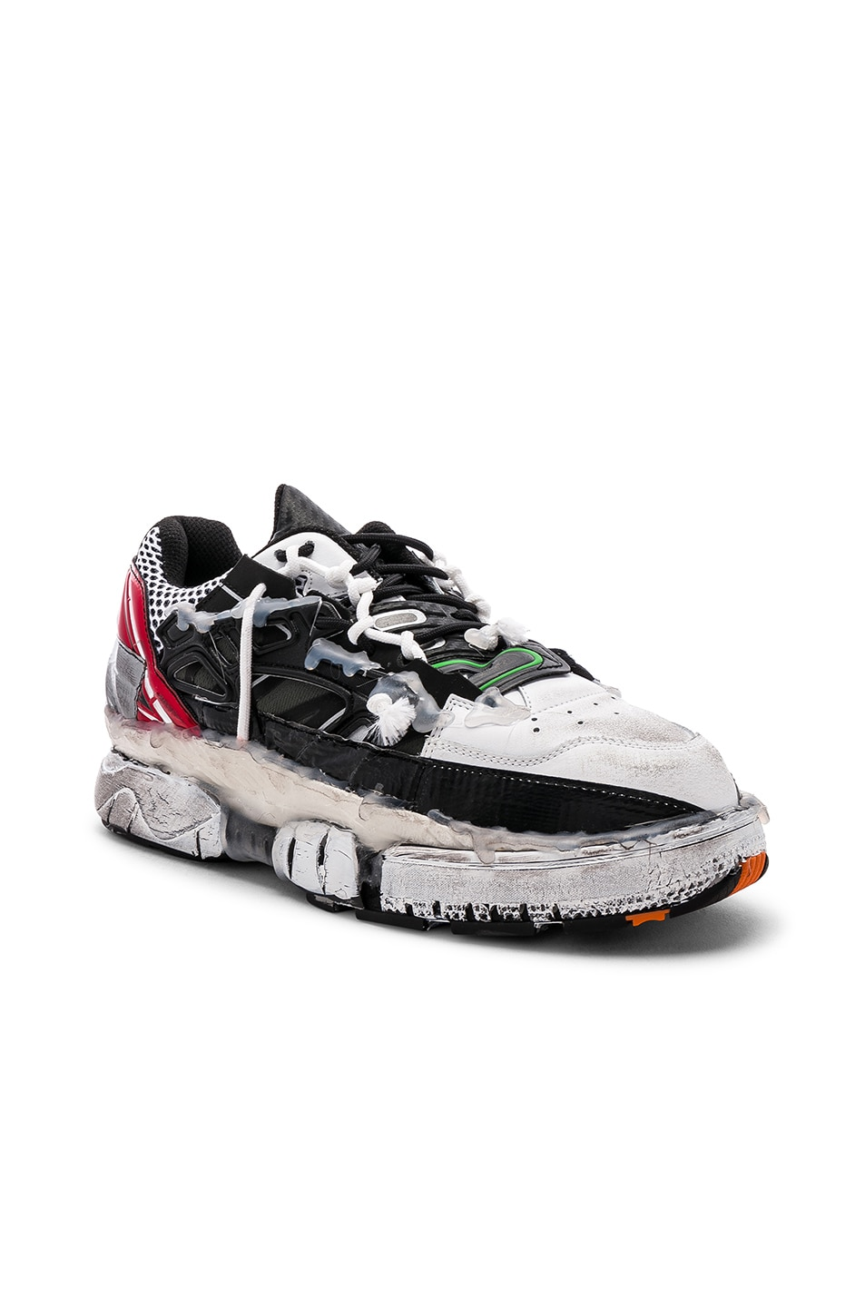Image 1 of Maison Margiela Fusion Low Top in Multicolor