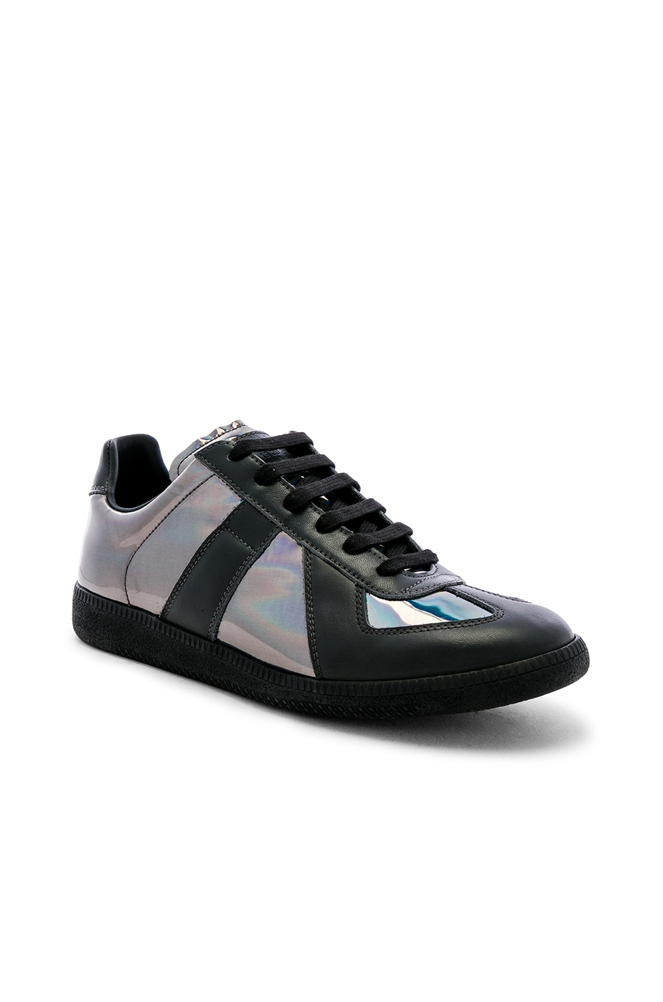 Image 1 of Maison Margiela Replica Low Top in Petrol